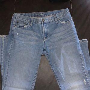 Women's AE jeans 14 LONG